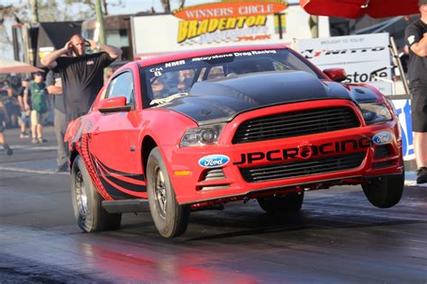 Witt Turns Up by Witt To Turn Wick Up For Nmra Ford Motorsport Nationals
