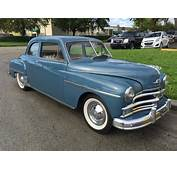 1950 Plymouth Special Deluxe For Sale
