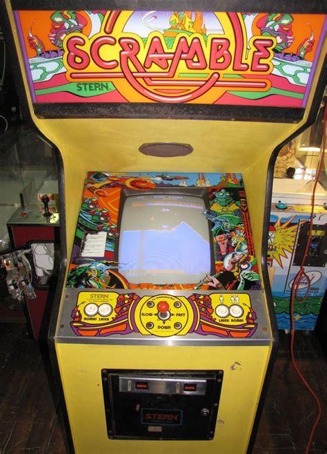 Cherche Cabinet by Scramble Arcade Cabinet Recherche Arcade