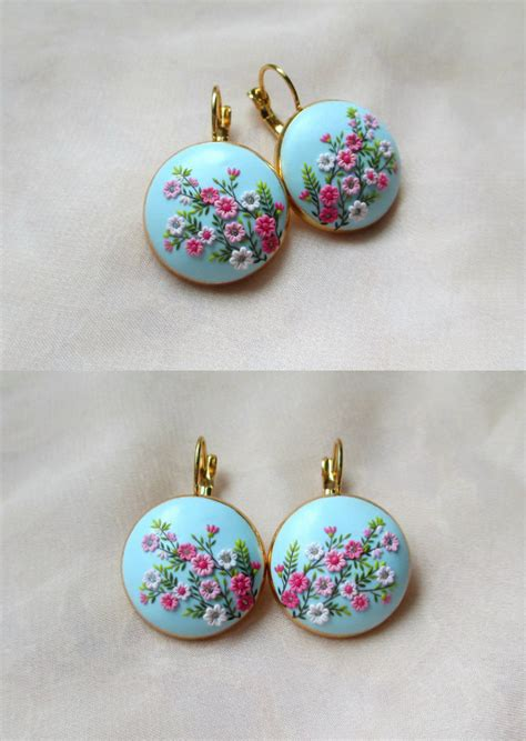 Japan Handmade - japanese cherry blossom by lenahandmadejewelry on