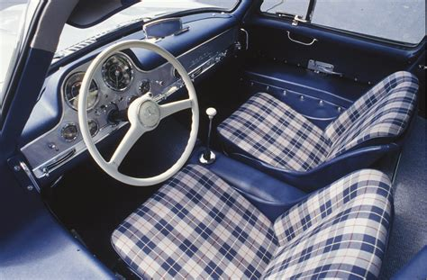 mercedes upholstery mercedes benz 300sl gullwing coupe heacock classic insurance