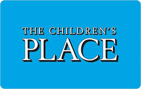 Children S Place Gift Card Discount - buy childrens place gift cards discounts up to 35 cardcash