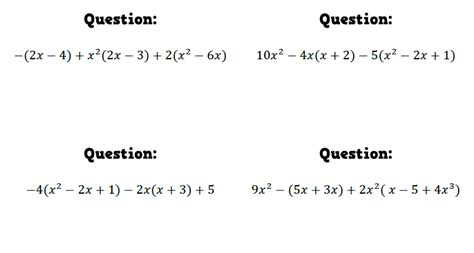 pop up math probloms card template math distributive property question stack