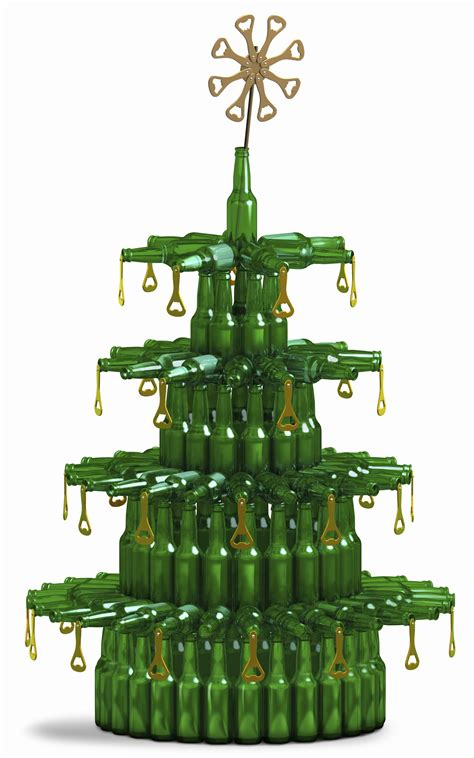 beer bottle christmas tree begun the tree war has kuow news and information