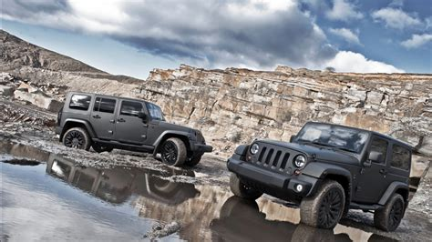 jeep wrangler grey matte grey jeep wrangler by kahn design