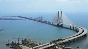 Ceiling Wallpaper bandra worli sea link india s first cable stayed bridge