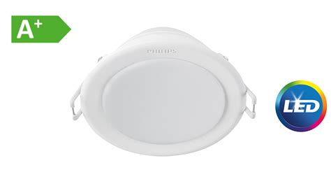 Led Downlight Philips Essential 3 5 W philips meson essential led 3 5 5w siva alti downlight