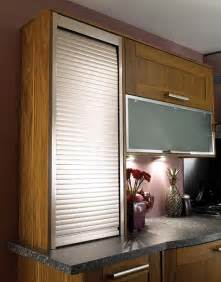 Tambour Kitchen Cabinet Doors Tambour Door Kit Roller Shutter For Kitchen Unit 500 600mm Steel 1400mm High Ebay