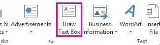 doodle text maker make a two column publication in publisher publisher