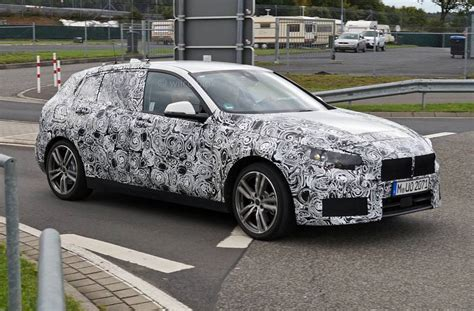 Bmw 1er 2019 Release by 2019 Bmw 1 Series Spotted With Production Switches