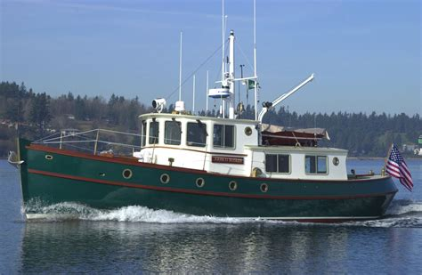 boat hull for sale bc 2000 devlin sockeye 42 trawler power boat for sale www