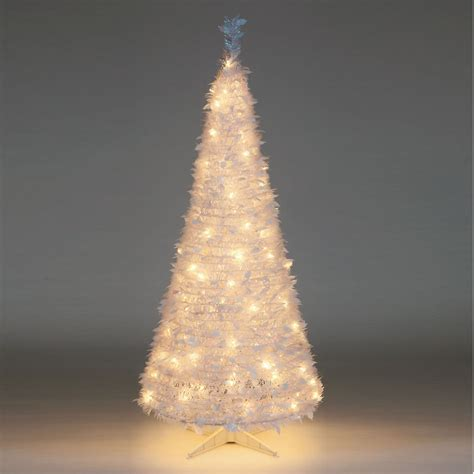 pop up christmas trees 7ft pre lit pop up tree gift shop