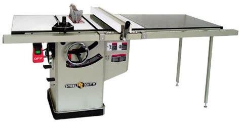 best steel city tool works 35975 10 inch 3 hp 50 inch