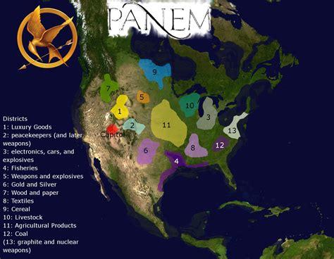 map of panem hunger map of panem hunger by guido1993 on deviantart