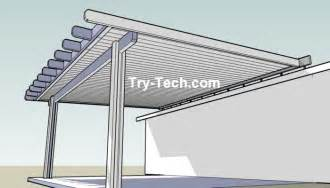 Patio Roof Designs Plans Attached Patio Roof Plans Quotes