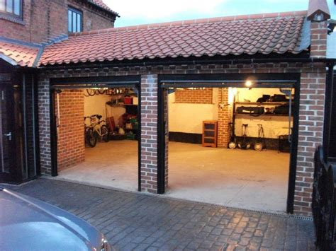 garage designs uk black garage design ideas photos inspiration