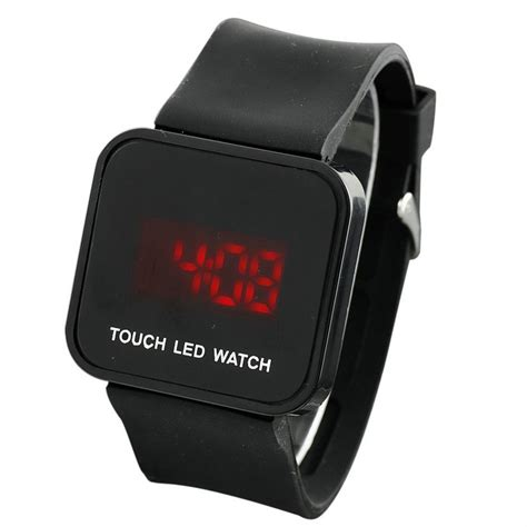 2015 new unisex sports led digital touch