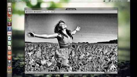 convertir imagenes en blanco y negro online convertir im 225 genes en blanco y negro en gimp 2 8 youtube