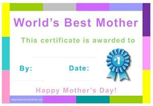 best mom award customize online print at home