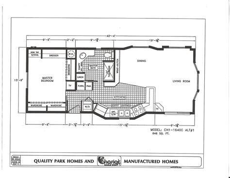 park model home floor plans mobile home park model plans pictures to pin on pinsdaddy