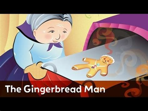 download youtube gingerbread fairytale the gingerbread man read by john krasinski by