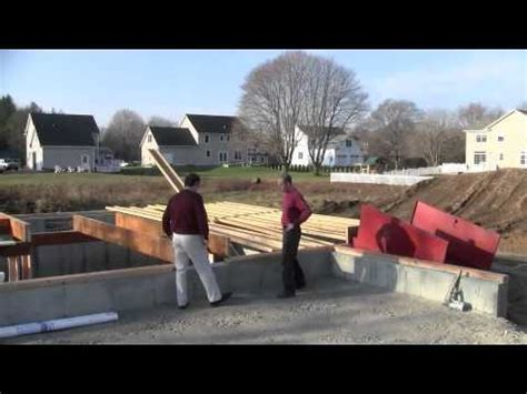 house construction start to finish 6 youtube how to frame a house from start to finish youtube