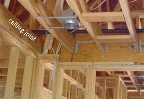 Framing Ceiling Joists by Wall Framing In Your Home
