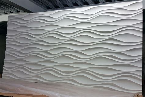 3d wall panel 3d mdf jet stream 3d wall panel company