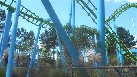 theme park valdosta wild adventures theme park september 2014 trip youtube