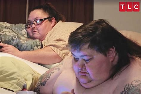 more info on my 600 lb life star pauline potter with my 600 lb life couple makes shocking admission about
