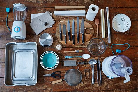 Kitchen Gadgets Oliver Stress Free Your Ultimate Equipment Checklist