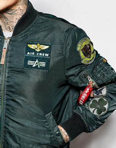 Jaket Distro Bomber Patch Emblem Anti Air 2 In 1 Original scotch and soda khaki patched bomber jacket with
