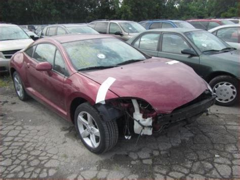 how things work cars 2007 mitsubishi eclipse spare parts catalogs buy used 2007 mitsubishi eclipse gs coupe 2 door 2 4l in montreal canada for us 4 000 00