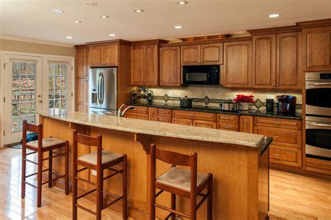 kitchen designs for split level homes split level make eclectic kitchen dc metro by details home services