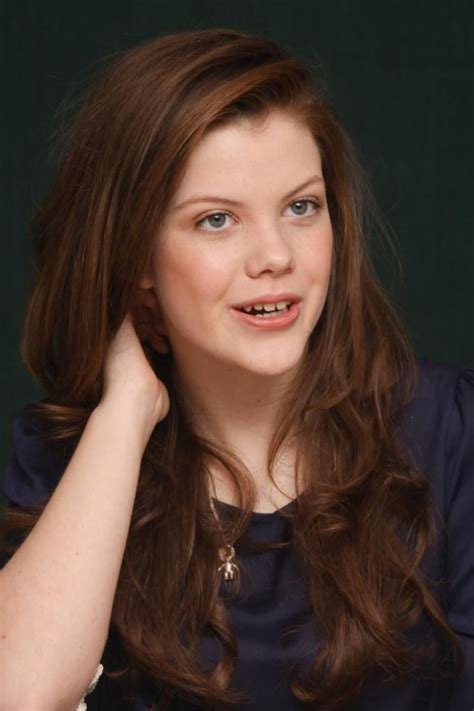 narnia film actress georgie henley is an english teenage actress she is best