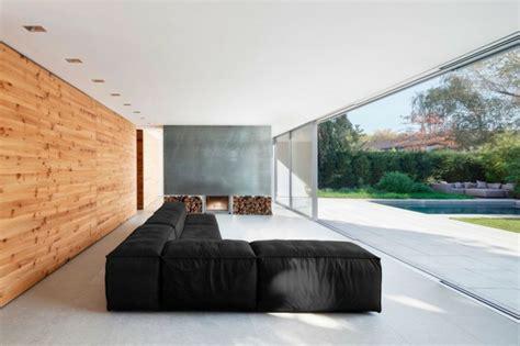 Architecture Interieur Maison by Maison D 233 Co Bois Par Les Architectes Wannenmacher M 246 Ller