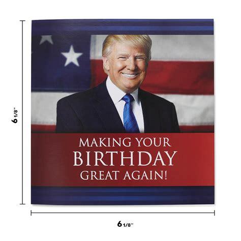 Free Donald Birthday Card