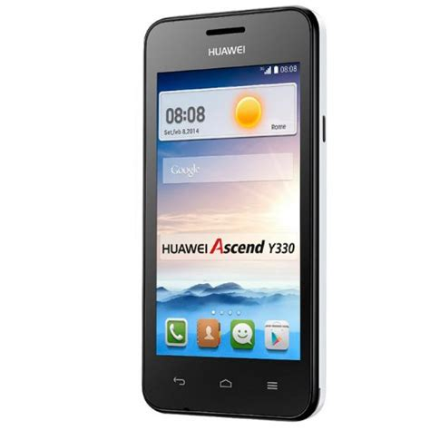 Hp Huawei Ascend Y330 huawei ascend y330 4gb negro libre pccomponentes