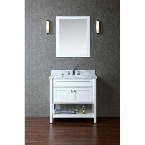 online bathroom vanities seacliff by ariel mayfield 36 quot single sink vanity set with
