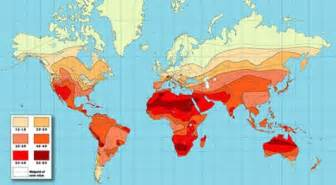 World Heat Map by World Solar Heat Map Py S Solar Weblog
