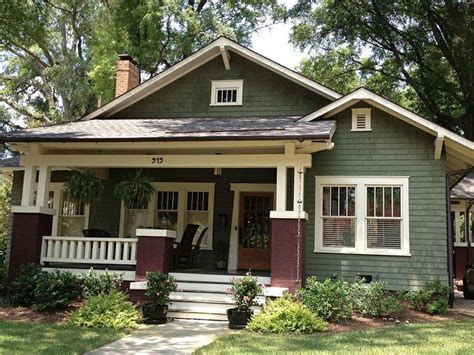 a craftsman bungalow seeded earth photo craftsman bungalow exterior color schemes joy studio