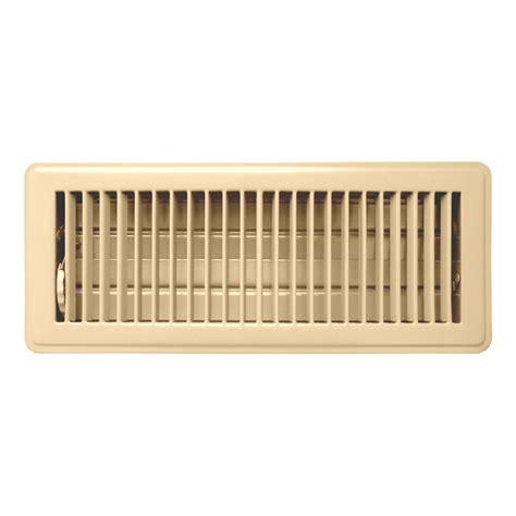 10 5 x 4 5 floor vent covers accord 10 x 30cm light beige metal louvered floor vent