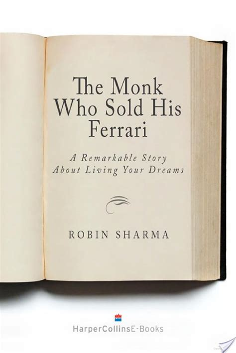 the monk sold his a quote of the monk who sold his quotesaga