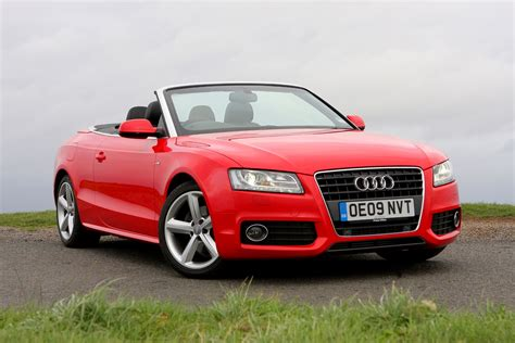 Audi A5 Accessories by Audi A5 Cabriolet 2009 2017 Features Equipment And