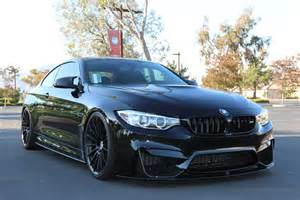 black on black bmw m4 by tag motorsports