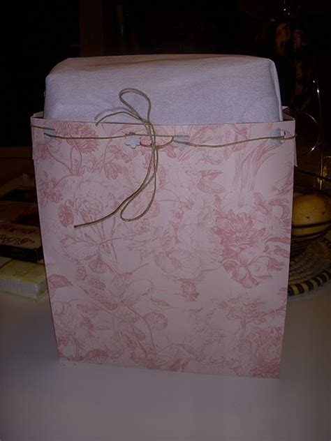Gift Bags From Scrapbook Paper - discover and save creative ideas