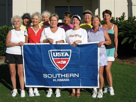 usta southern sectionals 2009 southern combo doubles senior and super senior