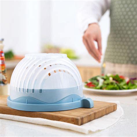new kitchen gadgets 2017 2017 new 60 second salad cutter bowl kitchen gadget