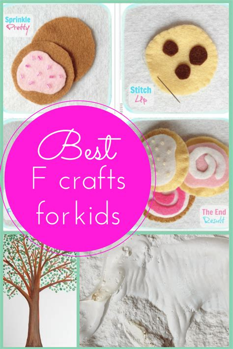 best crafts for the best f crafts for