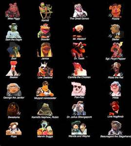 muppet characters names pictures images amp pictures becuo